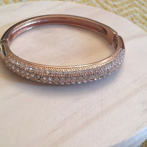 Pretty Rose Gold Bangle